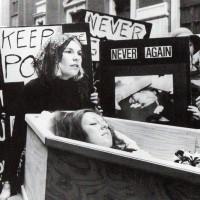 """""""Aborto"""" por Andrea Dworkin"""